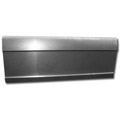 Steel Tailgate Skin, 78-96 Ford Bronco (Weld-on)